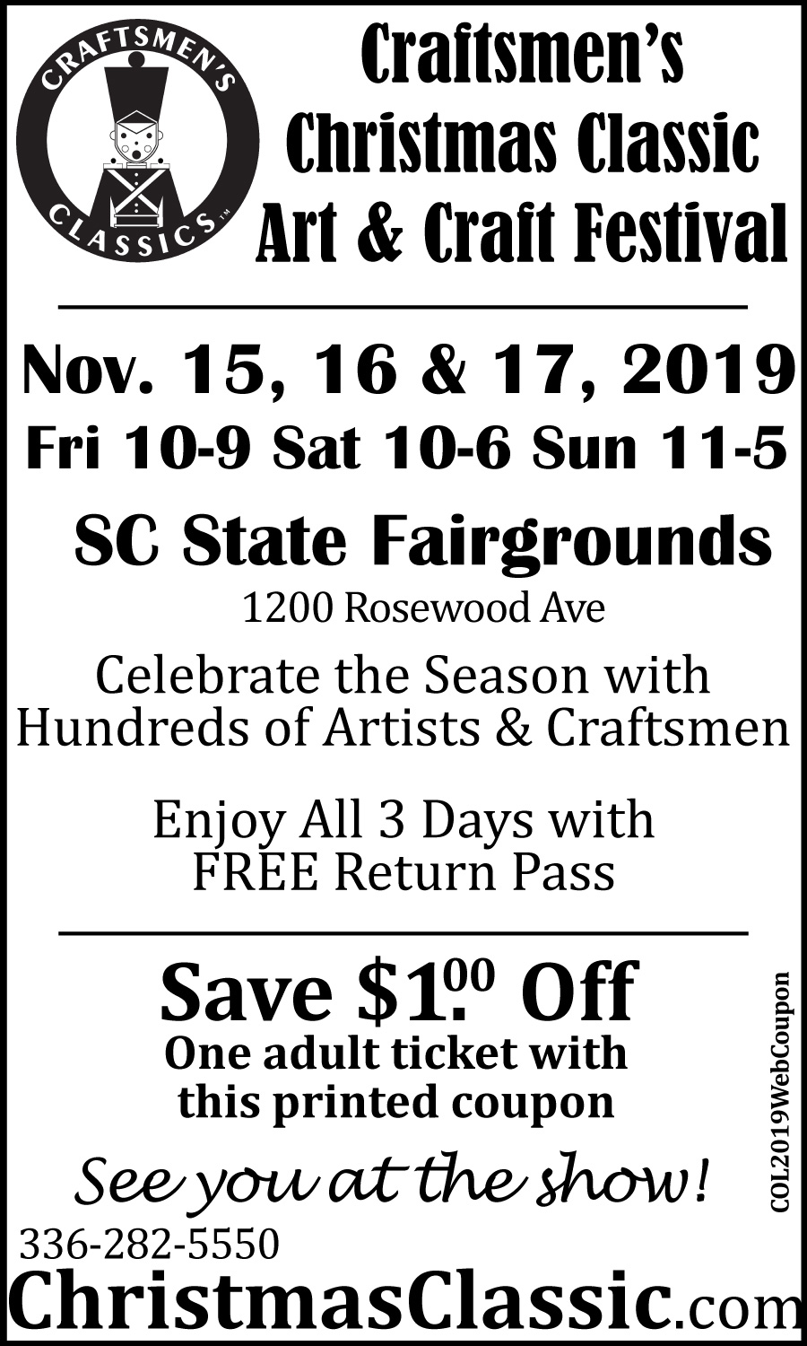 Does The 2020 Christmas Classic At The State Fair Cost Anything Gilmore Shows