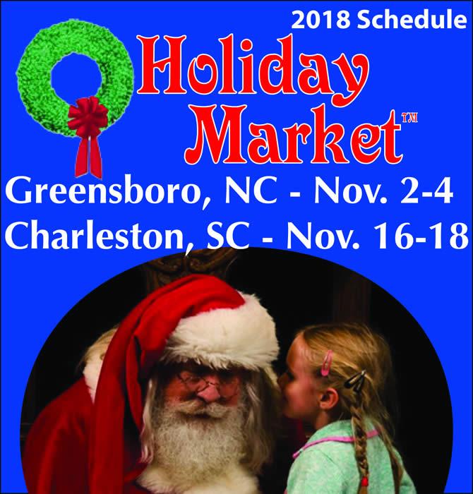 Greensboro Holiday Craft Shows